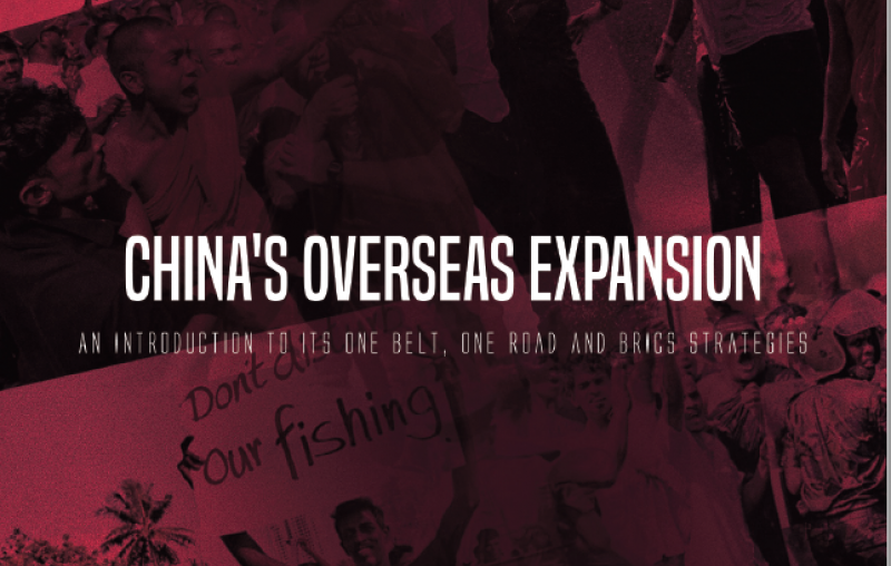 China's Overseas Expansion: An Introduction to its One Belt, One Road and BRICS Strategies
